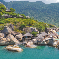 Khu nghỉ dưỡng Six Senses Ninh Van Bay